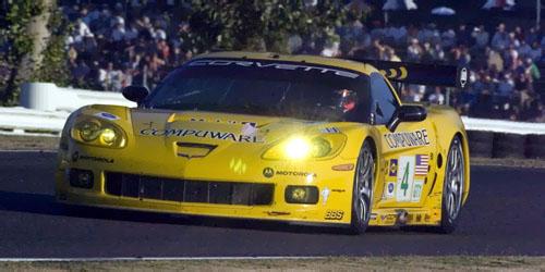 GT1-Corvette