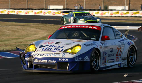 Alex Job Racing Porsche