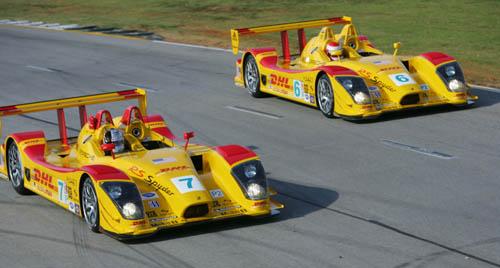 Penske-Porsches