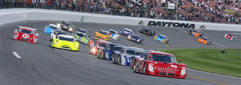 Start Daytona 24 2007