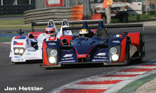 Courage in Monza