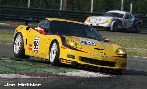 Markland Corvette