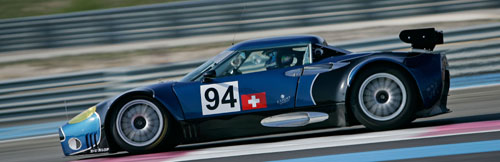 Speedy Garage Spyker