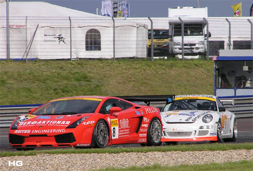 Lambo vs Porsche