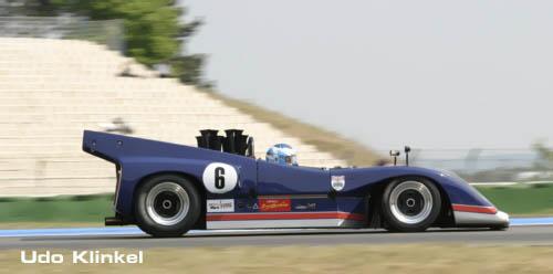McLaren M8C/D