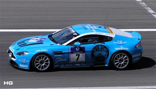 V12 Vantage Nring 2009