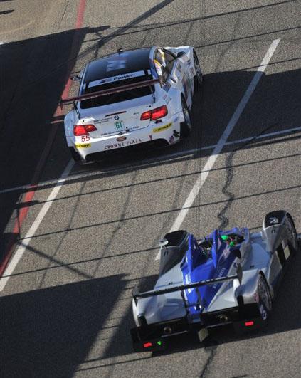 BMW & LMPC