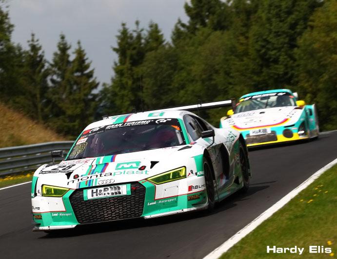 Sieger VLN6: Land Motorsport