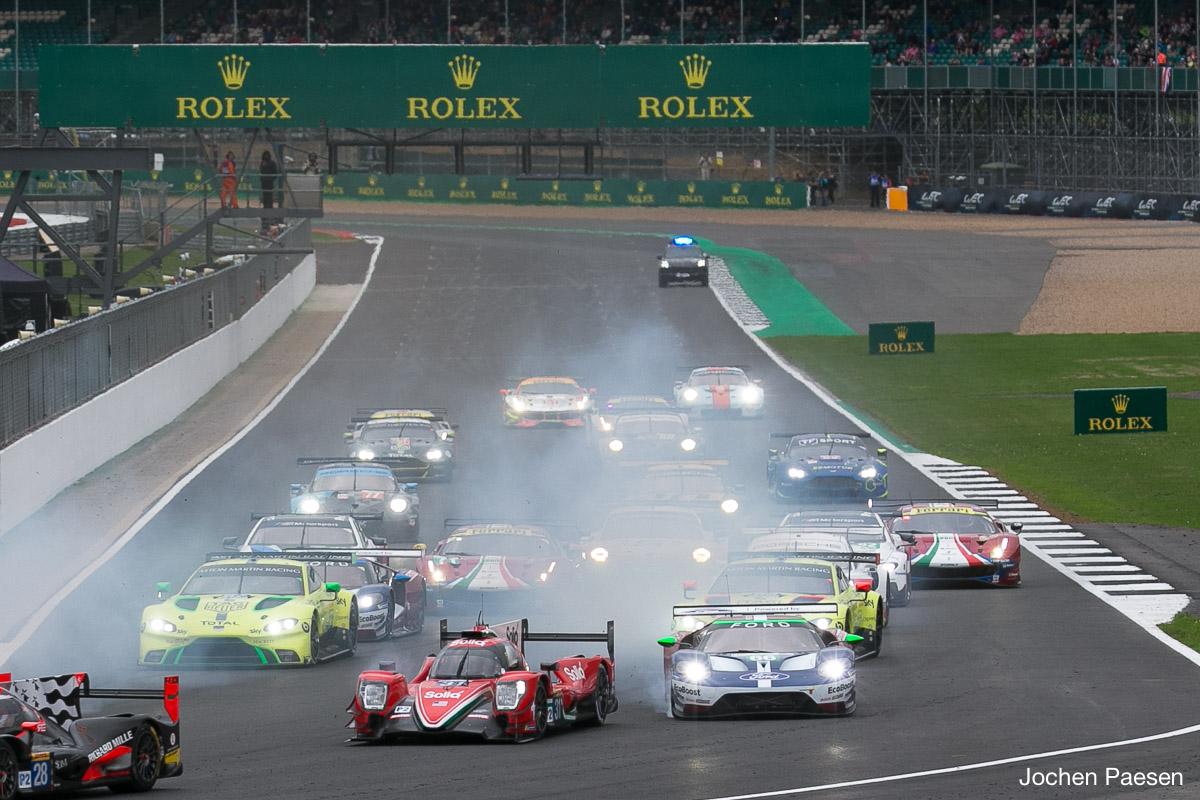 FIA-WEC & ELMS Silverstone