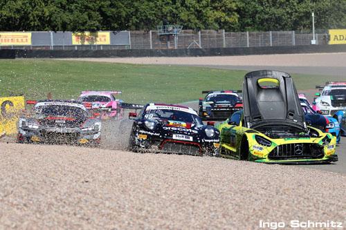 GTM Startcrash R2 Sachsenring 2020