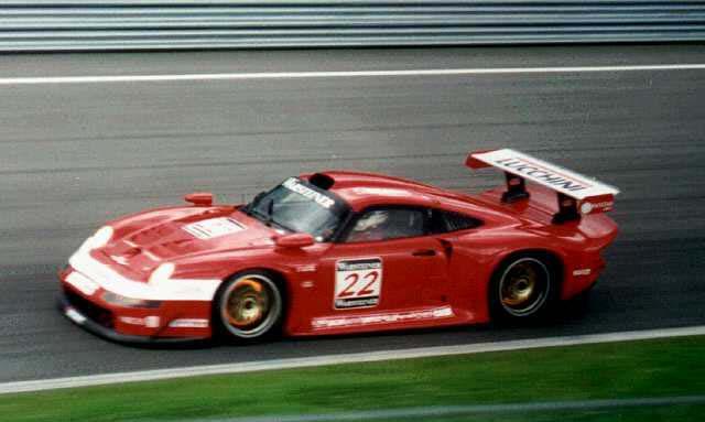 BMS-Porsche