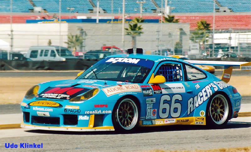 Richard Petty Mustang >> 24h von Daytona 2003